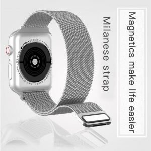 Apple Watch Bands - Milanese Loop Strap Magnetic Buckle Series 1 2 3 4 5 38mm 40mm 42mm 44mm