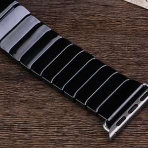 Apple Watch Bands - Ceramic Band Black Series 1 2 3 4 5 38mm 40mm 42mm 44mm
