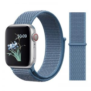Apple Watch Bands - Sport Loop Colour 26 Cape Cod Blue 38mm 40mm 42mm 44mm