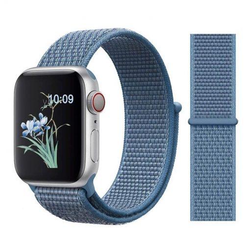 Apple Watch Bands - Sport Loop Colour 26 Cape Cod Blue 38mm 40mm 42mm 44mm