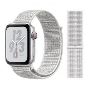 Apple Watch Bands - Sport Loop Colour 28 Summer White 38mm 40mm 42mm 44mm