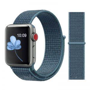 Apple Watch Bands - Sport Loop Colour 31 Dark Blue 38mm 40mm 42mm 44mm