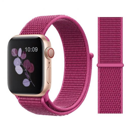Apple Watch Bands - Sport Loop Colour 42 Dragon 38mm 40mm 42mm 44mm