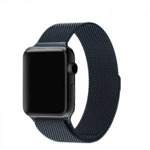 Apple Watch Bands - Milanese Loop Space Grey 38mm 40mm 42mm 44mm 1