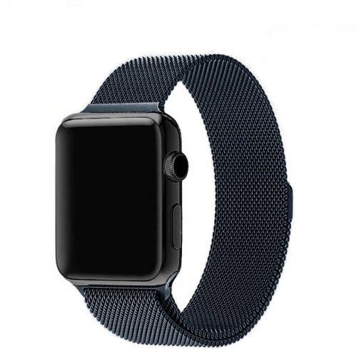 Apple Watch Bands - Milanese Loop Space Grey 38mm 40mm 42mm 44mm 1