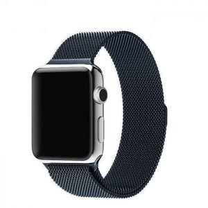 Apple Watch Bands - Milanese Loop Space Grey 38mm 40mm 42mm 44mm 2