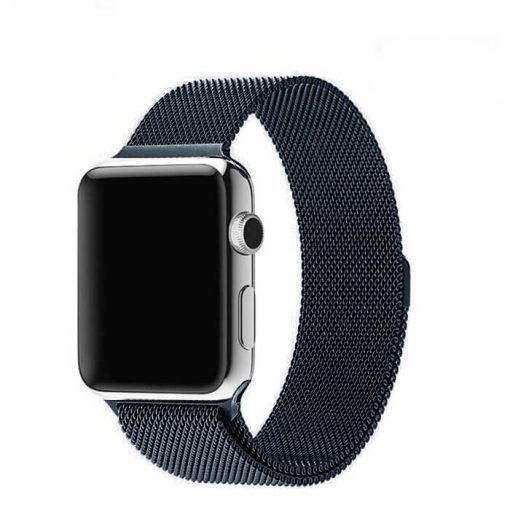 Apple Watch Bands - Milanese Loop Space Grey 38mm 40mm 42mm 44mm 2