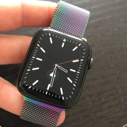 Apple Watch Bands - Milanese Loop Pearlescent Series 6 SE 38mm 40mm 42mm 44mm