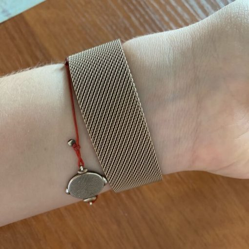 Apple Watch Bands - Milanese Loop Vintage Gold 38mm 40mm 42mm 44mm 4