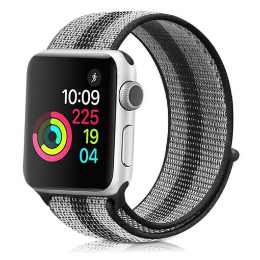 Apple Watch Bands - Sport Loop Colour Stripe 07 38mm 40mm 42mm 44mm