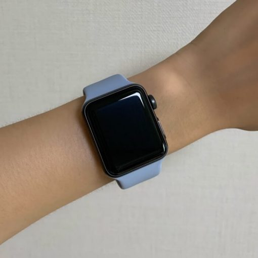 Bright Sports Apple Watch Band Lilac 40mm 44mm Series 6 SE