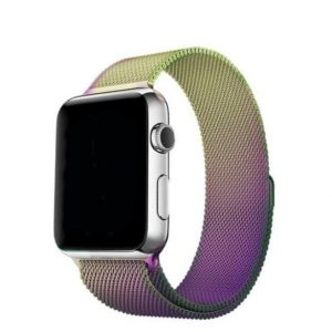 Apple Watch Bands - Milanese Loop Pearlescent 38mm 40mm 42mm 44mm