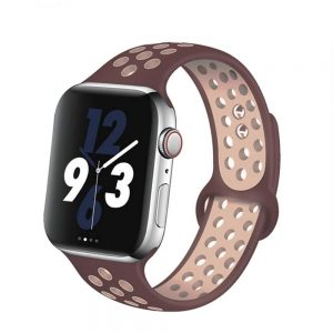 Apple Watch Bands - Breathable Sports Apple Watch Band Purple Smoke Series 6 SE 5 4 3 2 1 38mm 40mm 42mm 44mm
