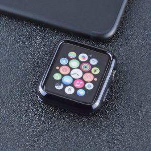 Apple Watch TPU Bumper Protector - Black