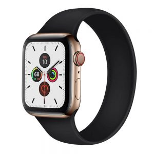 Solo Sports Loop Apple Watch Band - Black