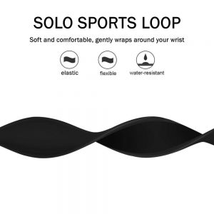 Solo Sports Loop Apple Watch Band - Information