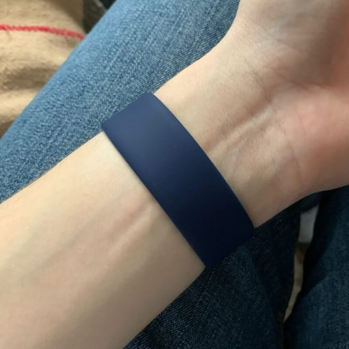Solo Sports Loop Apple Watch Band - Navy