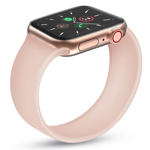 Solo Sports Loop Apple Watch Band - Pink