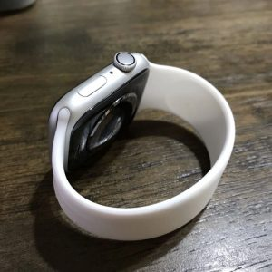 Solo Sports Loop Apple Watch Band - White