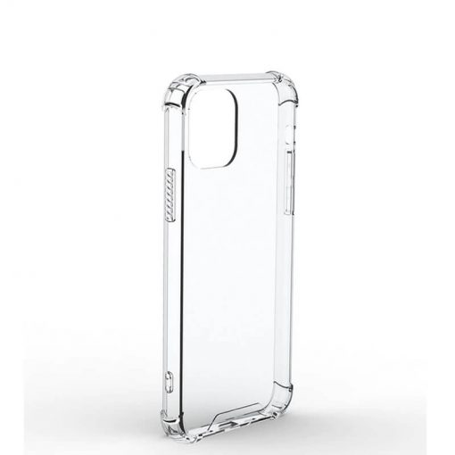iPhone 12 11 SE XR Clear Hybrid Protective Case
