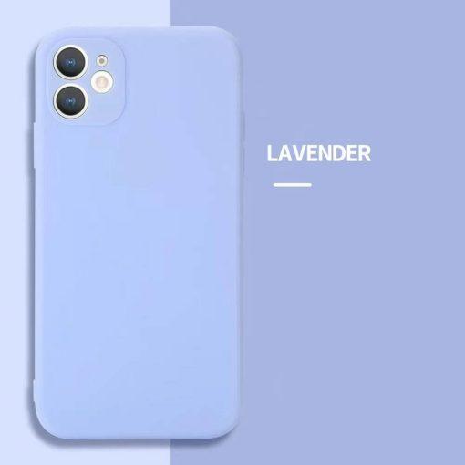 iphone 12 case Lavender