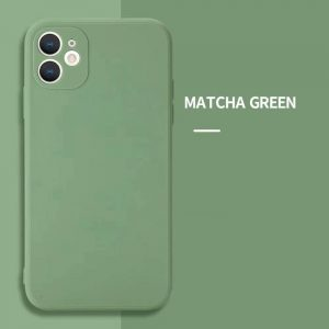 iphone 12 case Matcha Green