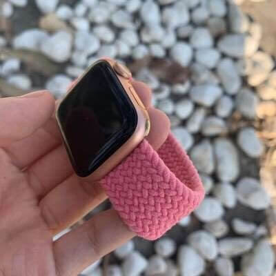 Braided Loop Apple Watch band 40mm 44mm All Series