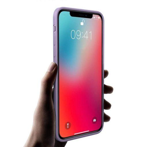 iphone 12 case Taro Purple
