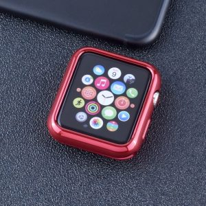 Apple Watch TPU Bumper Protector - Red