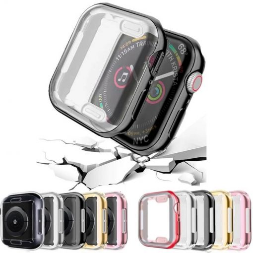 Apple Watch Soft TPU Case Protector Range