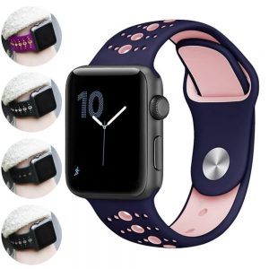 Modern Sports Band for Apple Watch 40mm 44mm