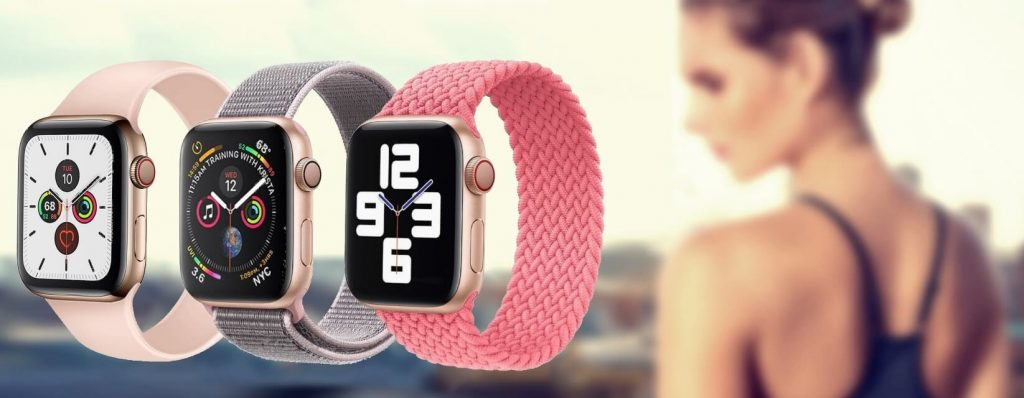 Apple Watch Bands by Smarta Watches