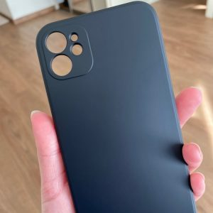 iPhone 11 Colour Impact Protective Case – Black