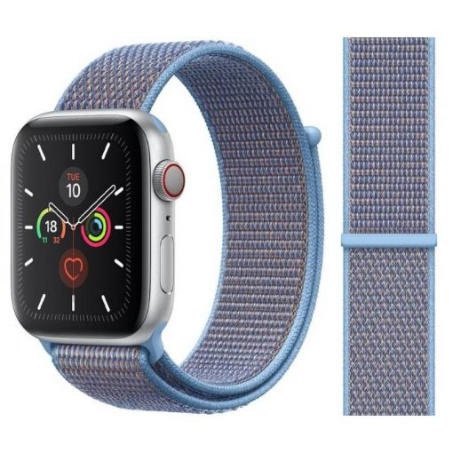 Apple Watch Bands - Sport Loop Colour 33 Cerulean 38mm 40mm 42mm 44mm