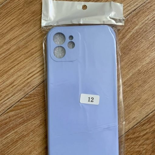 iPhone 12 Colour Impact Protective Case – Lavender