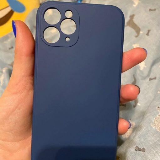 iPhone 11 Pro Colour Impact Protective Case – Sapphire Blue