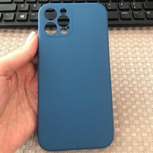 iPhone 12 Pro Colour Impact Protective Case – Sapphire Blue