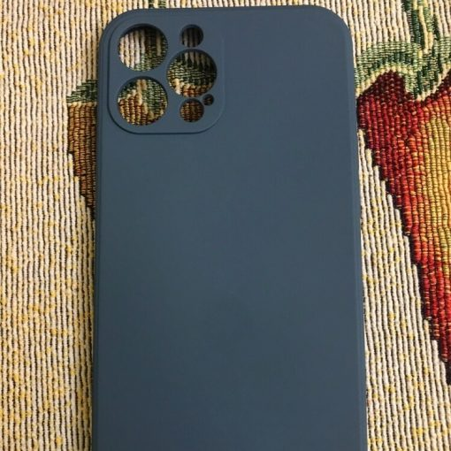 iPhone 12 Pro Max Colour Impact Protective Case – Sapphire Blue