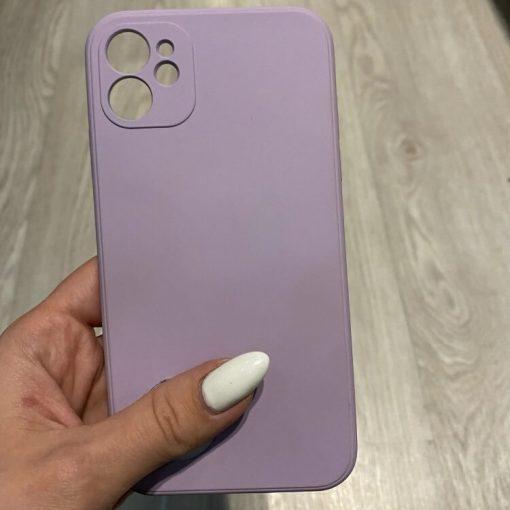 iPhone 11 Colour Impact Protective Case – Taro Purple