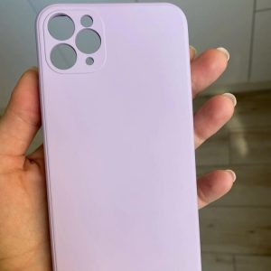 iPhone 11 Pro Max Colour Impact Protective Case – Taro Purple