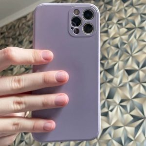 iPhone 12 Pro Colour Impact Protective Case – Taro Purple